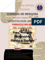 GRUPO 2_Oración de Maimónides y Consejos de Esculapio