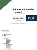 PAM Talk AISB-11