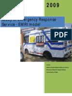 EMRI EVALUATION REPORT