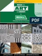 Reckli formwork liner catalogue%202009_new
