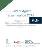Patent Agent Examination 2012