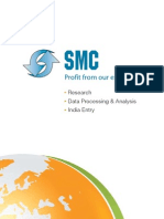 SMC Siddhi Management Consultants-Brochure and Testimonials