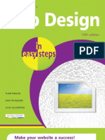 Web Design in Easy Steps 5th Edn Sampler