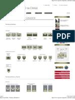 Ejército de Chile - Grados y Distintivos