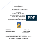 Seminar-Report-on-programmable-logic-controller-plc