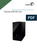 BlackArmor NAS220 UserGuide
