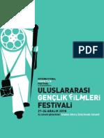 Gençlik Filmleri Festivali -Kolektif Sinema Synopsis