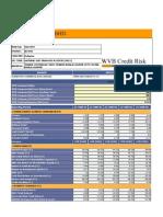 7 Credit Risk Sample