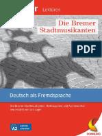 Die Bremer Stadtmusikante, Rotkäppchen, Aschenputtel