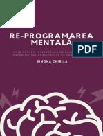 Re Programarea Mentală