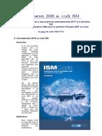 Amendements 2018 au code ISM-fr