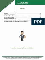 MATERIAL DE APOIO UNIFICADO- REDAÇÃO
