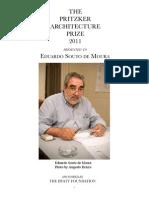 Pritzker Prize 2011 Eduardo Souto de Moura