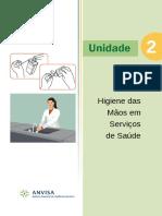 M2 - Unidade 2 - Higiene das Mãos em Serviços de S