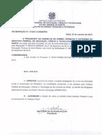Boneleiro  - PRONATEC 2013