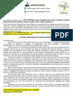 """PORTFÓLIO 7º e 8º SEMESTRE CCO - """"Caso Empresa Metal América S.a. Emissão de Debêntures e Processo de Incorporação"""""""