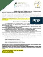 """Portfólio 1º e 2º Semestre Adm, Cco e Eco 2021 - """"Expansão Dos Negócios Da Vinícola Don Pablo""""."""