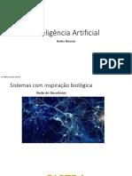 Inteligência Artificial Apresentação