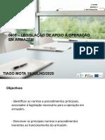Apresentação - UFCD 0408