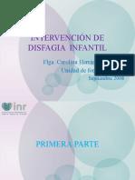 Intervencion en Disfagia Neurogénica