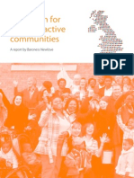 Our Vision for safe and active communities - Report by Baroness Newlove