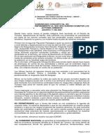 Comunicado Resguardos Awa Tumaco Agosto 11 de 2021