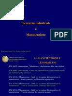 002 Manutenzione II