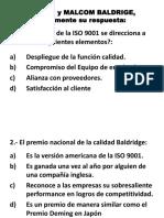 Asignacion Test Iso y Malcom Baldrige A