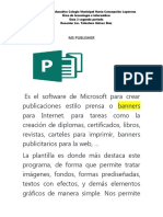 Guia 2 MS PUBLISHER
