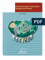 Organizing Rural & Reservation Communities for Dialogue and Change