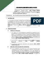 Informe Carpeta Fiscal