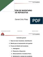 DIAPOSITIVAS Inventarios de Repuestos