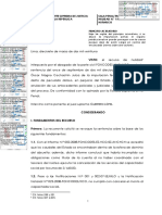 R.N.N° 154-2019-PECULADO-No se satisfizo la exigencia del elemento material apropiación o utilización para la configuración del delito de peculado-
