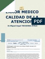 P09 Error Médico