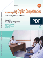 Developing English Competencies 2 for Senior High School (SMA and MA)