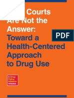 Drug Courts Are Not the Answer_Final