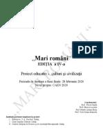 Mari Romani 2020