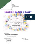 ROMANIA IN CULOARE SI CUVANT