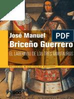 Briceño-Guerrero-José-Manuel-El-laberinto-de-los-tres-minotauros
