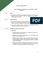 Undang-Undang PSSGGP ROS 2010
