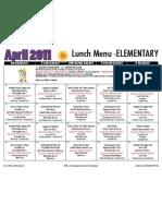 EL Lunch Menu April 11_1