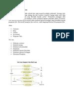 Contoh Use Case Diagram penjualan