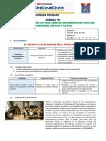 SEMANA 19_ CIENCIAS SOCIALES- 4to-EL ACCESO A LA EDUCACIÓN EN EL PERÚ COLONIAL