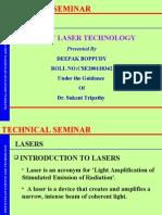Violet laser technology