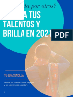 Aclara Tus Talentos y Brilla en 2021 LM
