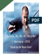 0 - II Seminário - CD6 - Dullness Wa Wb Wc Wd We