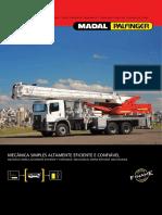 MD 300L MECÂNICA SIMPLES ALTAMENTE EFICIENTE E CONFIÁVEL