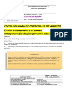 PROFUNDIZACION  CÁTEDRA POR LA PAZ 603