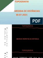 Aula 05 - Medidas de distância