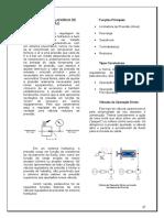 Hidráulica - Válvulas Reguladoras de Pressão